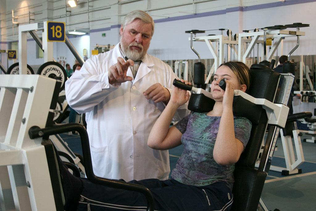 Тренажерам дикуля для лечения суставов суставов илья слк фото